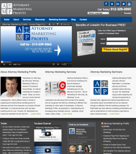 Attorney Marketing Website Design 265x300 Web Design