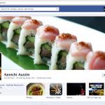 Kenichi Custom Facebook Page