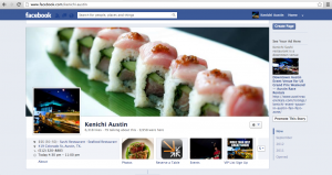 Kenichi Custom Facebook Page 300x159 Social Media Marketing